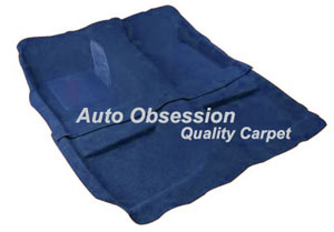 Rear Deck Carpet, 74-80 PINTO / BOBCAT STATION WAGON, Cut-pile