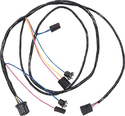 turn signal wiring harness  1955 chevy gmc   truck