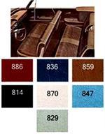 Impala Interior Kits