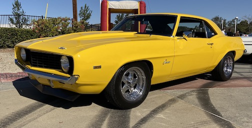 1969_Camaro_Yellow.