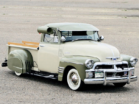 CHEVY/GMC TRUCKS  1947-55