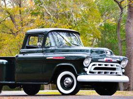CHEVY/GMC TRUCKS  1955-59