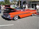 CHEVROLET  Impala, Full-size Pass Cars  1959-60