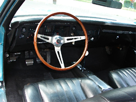 Chevelle Interior on 1985 Chevy Malibu