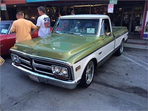 Chevy Gmc Trucks 1967 72 Restoration Accessories