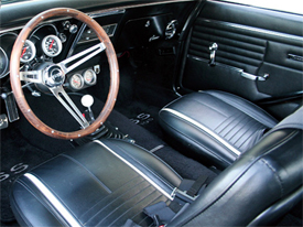 1967-69 CHEVROLET  Camaro  Interior