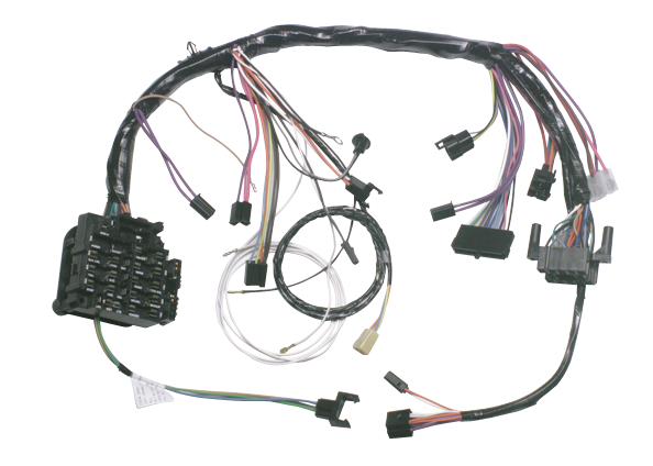 Dash Wiring Harnesses, 1962 Chevy ImpalaAuto Obsession