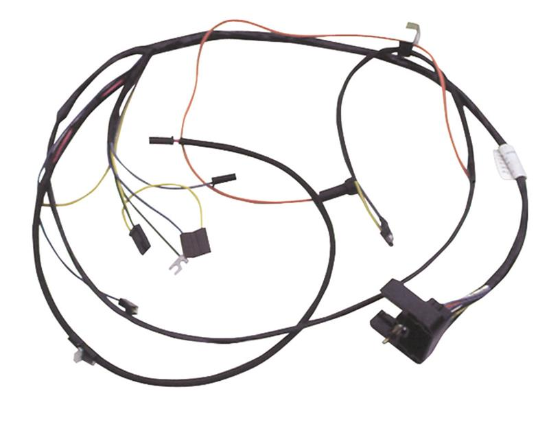 engine wiring harness  1965 pontiac gto