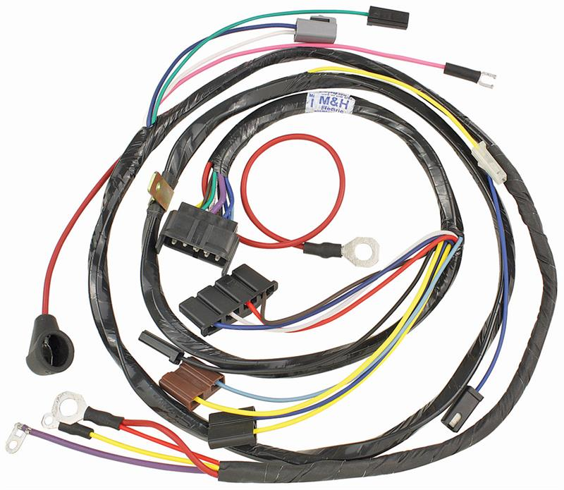 Engine Wiring Harness 1965 Buick Skylark