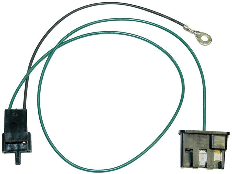 Rear Speaker Wiring Harness  1973