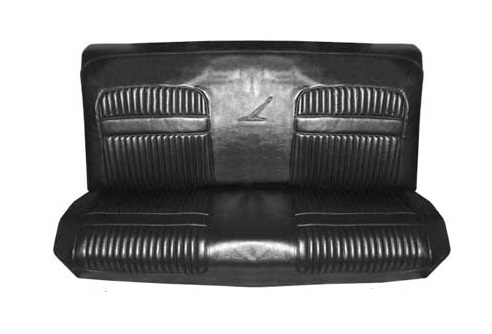Seat Upholstery Imported 1961 62 Falcon Futura Deluxe Seat Cover Rear