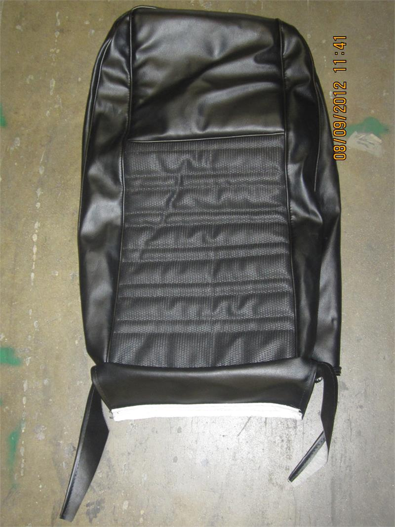 Seat Upholstery 1971 Torino Seat Cover Front Rear Set