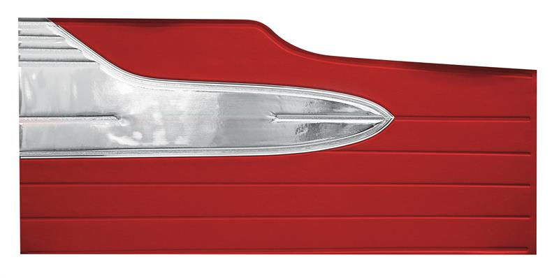 Door Panels 1963 Falcon Ranchero Futura Front