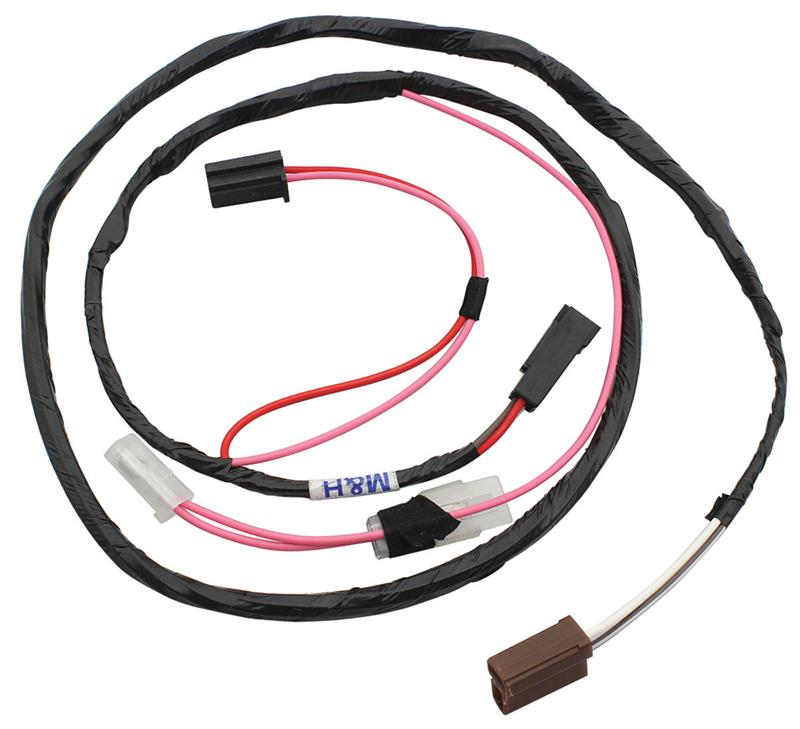Enjoyable Cruise Control Wiring Harness 1967 68 Chevrolet Chevelle Wiring 101 Tzicihahutechinfo