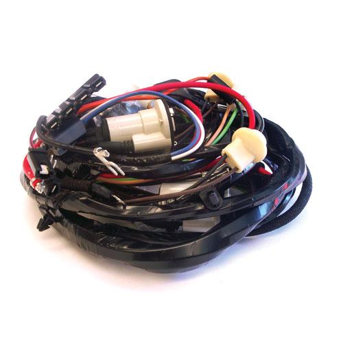 1972 nova wire harness forward lamp wiring harness all  1972 chevrolet nova chevy ii  1972 chevrolet nova chevy ii