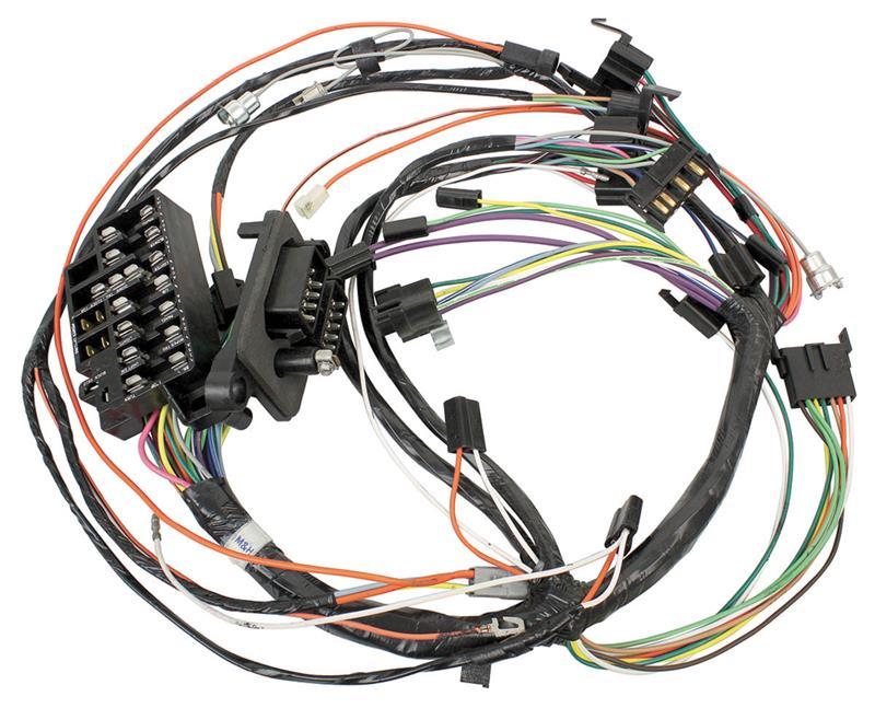dash wiring harness, 1971 buick skylark  auto obsession