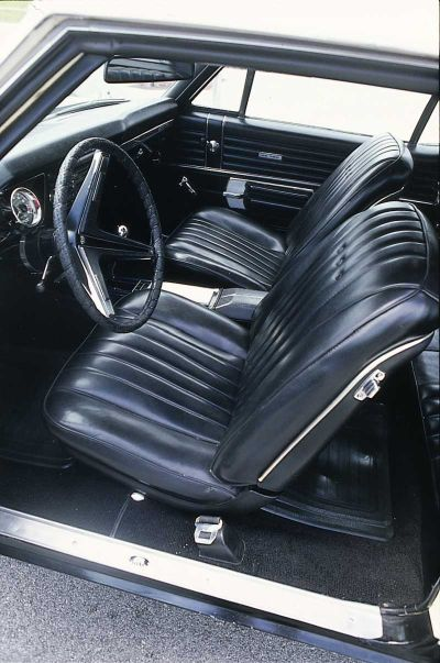 1968 Chevelle Interior Kits