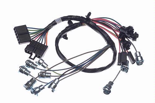 Dash Instrument Cluster Wiring Harnesses, 1963 Chevy Impala
