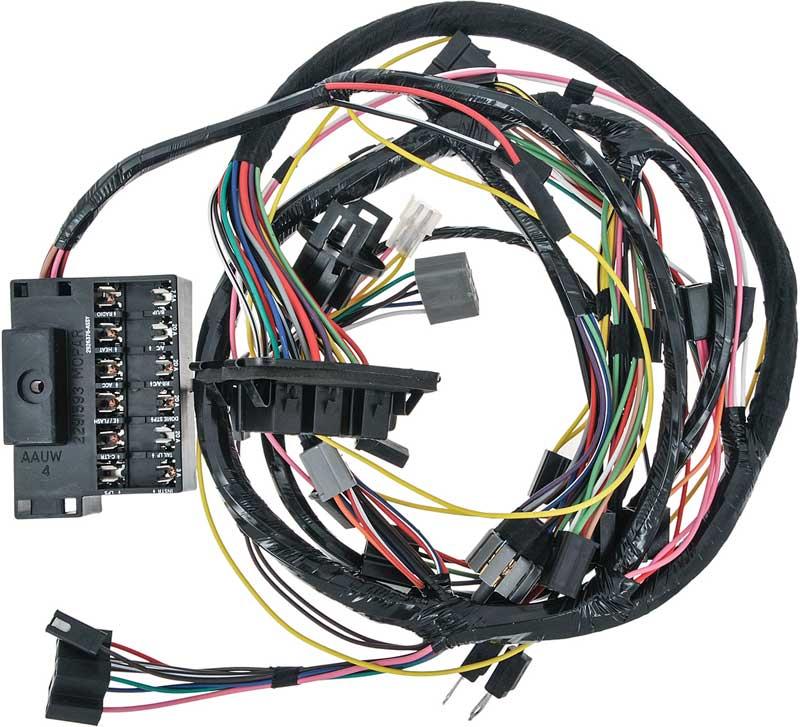 cadillac wiring parts dash   forward lamp wiring harness  1960 cadillac  dash   forward lamp wiring harness