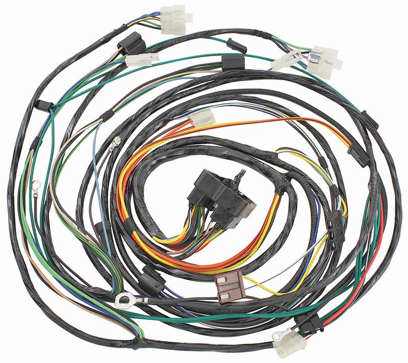 [QNCB_7524]  Forward Lamp Wiring Harness, 1965 Cadillac | Cadillac Wire Harness |  | Auto Obsession