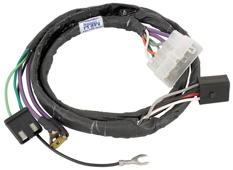 Console Wiring Extension Harness, 1965 Pontiac GTOAuto Obsession