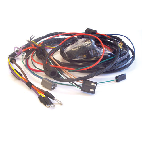 Courtesy Lamp Switch Jumper Harness W   Door Jamb Switch To