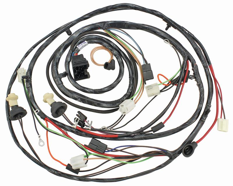1971 chevelle wiring harness forward lamp wiring harness  1971 chevrolet chevelle  el camino  1971 chevrolet chevelle  el camino