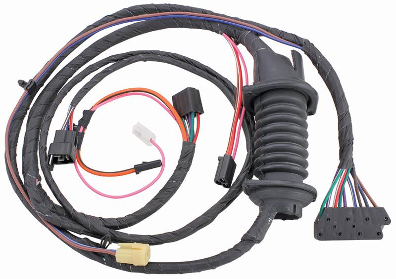 Power Window Wiring Harness  1973 Pontiac Gto