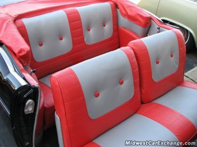 1957 Chevrolet Belair Convertible Interior Package Kit