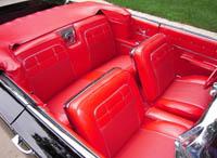 1962 Chevy Impala SS Hardtop & Convertible Interior ...