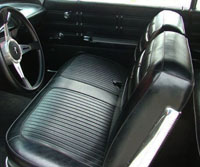 Seat Covers For Trucks >> 1963 Chevy Impala Convertible (non-SS) Interior Package Kit