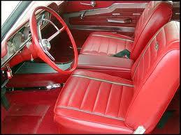 Interior Kit 1964 Fairlane Sports Coupe Interior Kit