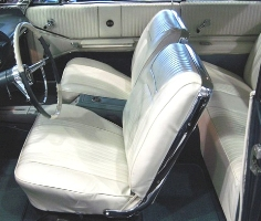 Straight Bench Seat Covers