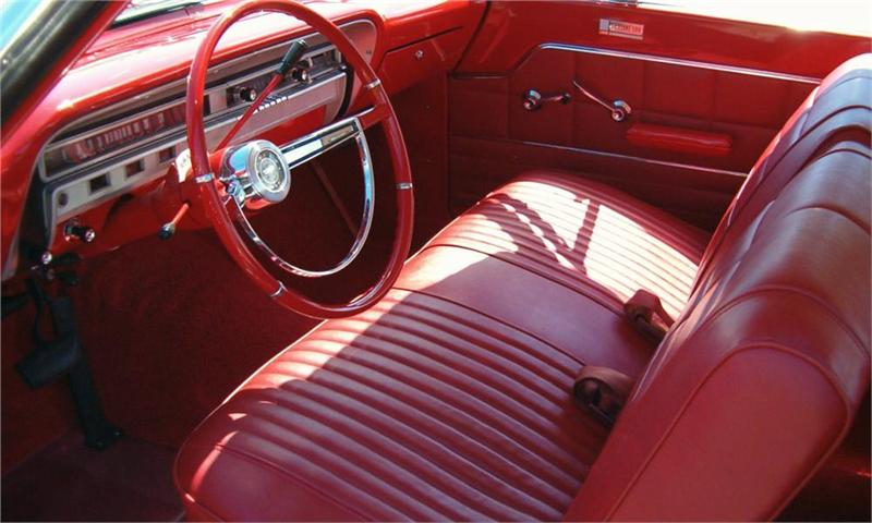 1965 fairlane sports coupe interior kit. Black Bedroom Furniture Sets. Home Design Ideas
