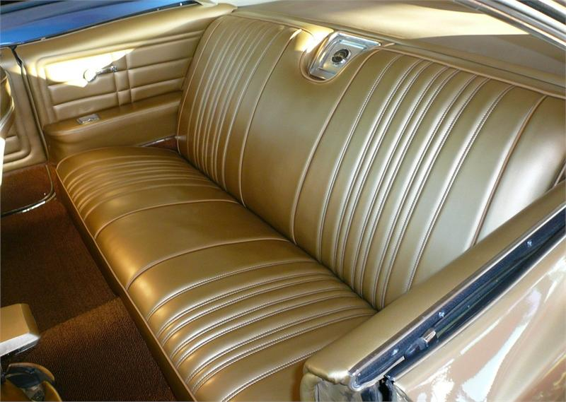 Magnificent Seat Upholstery Us Made 1966 Impala Ss Seat Cover Rear Theyellowbook Wood Chair Design Ideas Theyellowbookinfo