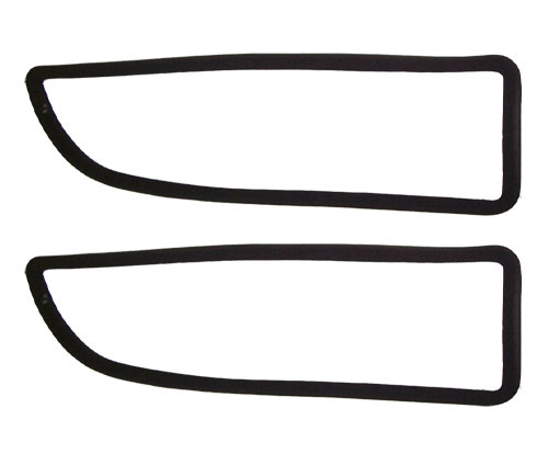 taillamp lens gaskets  1970
