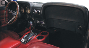 1969 70 Ford Mustang Vintage Air Gen Iv Surefit Air