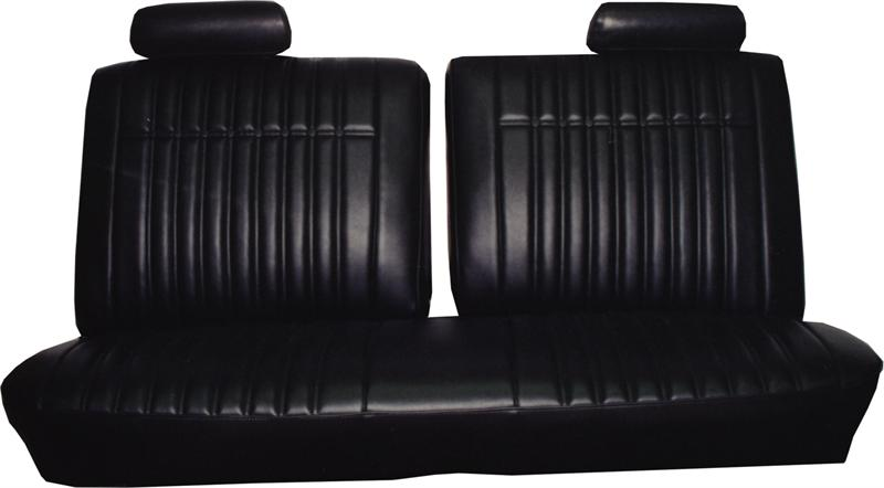 Seat Upholstery Us Made 1970 Impala Parisienne Split