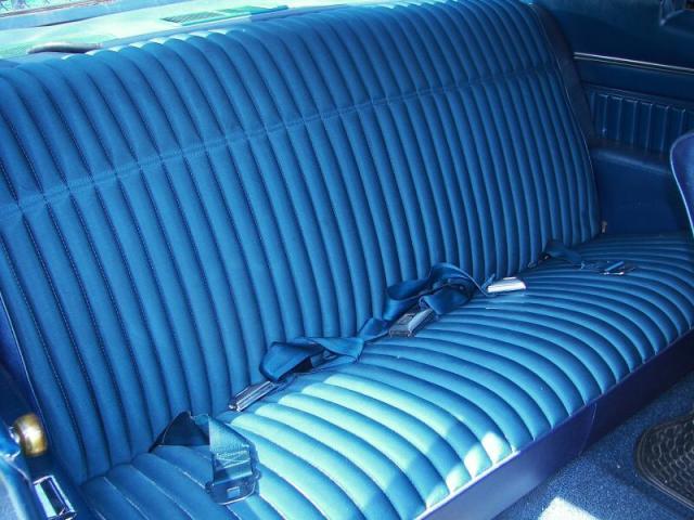 Phenomenal Seat Upholstery 1970 Monte Carlo Coupe Seat Cover Rear Inzonedesignstudio Interior Chair Design Inzonedesignstudiocom