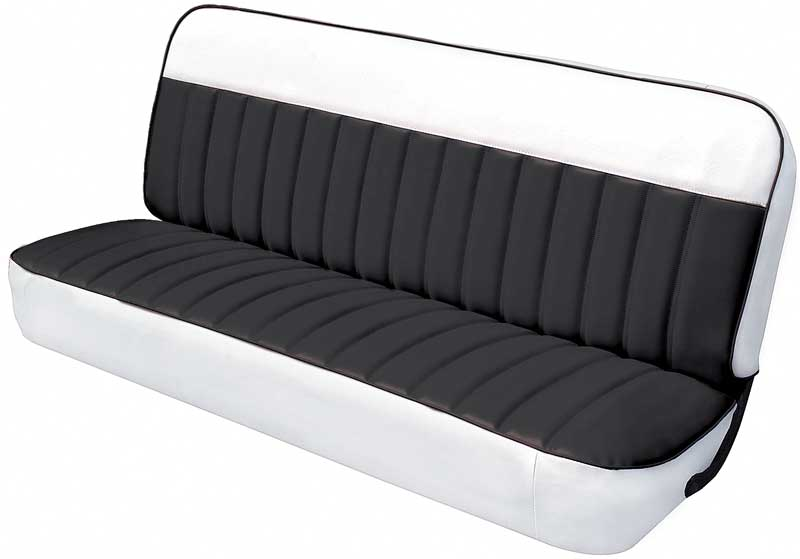 truck seat bench upholstery 1960 chevrolet 1966 chevy gm pickup covers tone vinyl parts kits