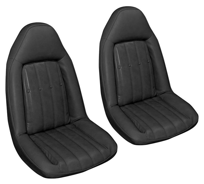 Seat Upholstery 1976 El Camino Swivel Bucket Seat Cover