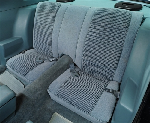 Seat Upholstery 1979 80 Firebird Custom Deluxe Coupe Seat