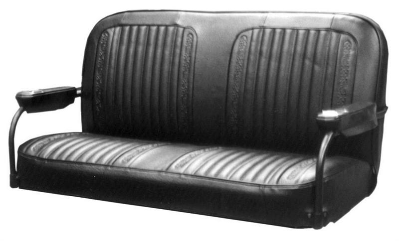Seat Upholstery 1971 72 Chevy Truck Seat Cover Rear