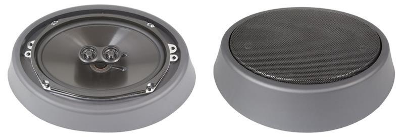 RetroPod 6X9-Inch Surface Mount Speaker Modules w/ S-692