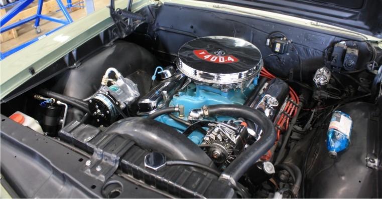 64 PONTIAC GTO TEMPEST LEMANS HEATER BLOWER SWITCH NEW