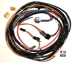 Power Window Wiring Harness Complete, 1976 Chevy Corvette