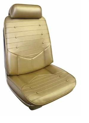 Seat Upholstery Imported 1970 Cutlass 442 Seat Cover Rear
