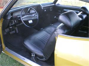 1971 72 Chevelle Interior Kits
