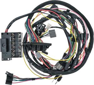 dash \u0026 forward lamp wiring harness, 1960 cadillac Light Wiring Harness our price $821 19