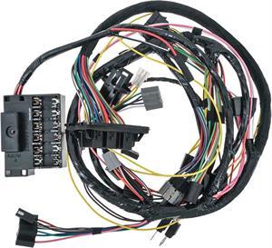 dash forward lamp wiring harness 1960 cadillac rh autoobsession com Wiring Harness Diagram Wiring Harness Diagram